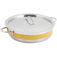 Bon Chef 60030CLD Cucina 6 Qt. Yellow Pot with Cover