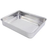 Bon Chef 60016 Cucina 3 Qt. Stainless Roasting Pan - 11 5/8 inch x 9 3/8 inch x 2 1/8 inch