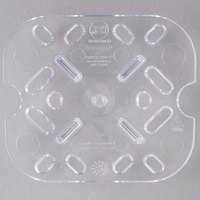 Vollrath 29600 Super Pan 1/6 Size Clear Polycarbonate Drain Tray