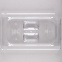 Vollrath 32400 Super Pan® 1/4 Size Clear Polycarbonate Slotted Cover