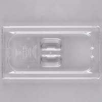 Vollrath 31300 Super Pan® 1/3 Size Clear Polycarbonate Solid Cover