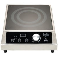 Bon Chef 12084 Countertop Induction Range - 208/240V, 3500W