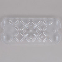 Vollrath 29300 Super Pan 1/3 Size Clear Polycarbonate Drain Tray