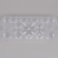 Vollrath 29300 Super Pan® 1/3 Size Clear Polycarbonate Drain Tray