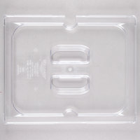Vollrath 32200 Super Pan® 1/2 Size Clear Polycarbonate Slotted Cover
