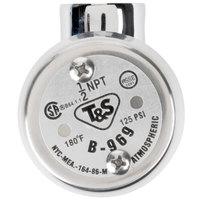 T&S 003442-45 1/2 inch Vacuum Breaker Name Plate
