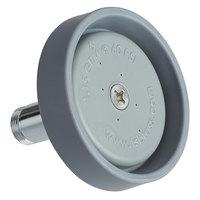 T&S 002859-40 Gray Pre-Rinse Spray Head Assembly - EPAct Compliant