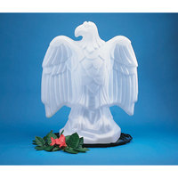 Carlisle SEA102 Eagle Shaped Ice Sculpture Mold