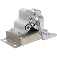 Advance Tabco 7-PS-39 Foot Pedal Valve Assembly with Mounting Bracket