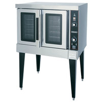 Hobart HEC501 Single Deck Full Size Electric Convection Oven - 240V, 3 Phase, 12.5 kW