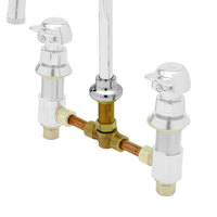 T&S 006219-40 8 inch Rigid Cross Assembly for Gooseneck Faucets