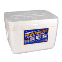 Huskee Powerhouse Foam Cooler - 18 1/2 inch x 14 1/2 inch