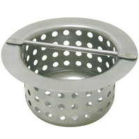 Advance Tabco FT-2 Floor Trough Drain Strainer Basket