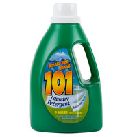 1 Gallon James Austin's 101 Mountain Fresh Laundry Detergent