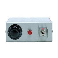 APW Wyott 70402012 Remote Control Box Enclosure for Calrod Strip Warmers (2) Infinite 208V, (1) Toggle 120/240V, (1) Indicator Light