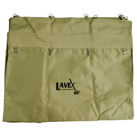 Lavex Lodging 12 Bushel Replacement Canvas Liner for Metal Frame Laundry / Trash Cart with Handles