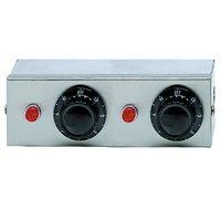 APW Wyott 76979 Remote Control Box Enclosure for Calrod Strip Warmers (3) Infinite 208V