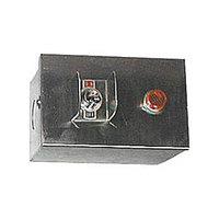 APW Wyott 76481 Remote Control Box Enclosure for Calrod Strip Warmers (1) Toggle 120/208/240V