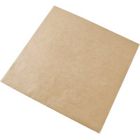 Bagcraft Packaging 300897 12 inch x 12 inch EcoCraft Deli Wrap - 1000/Pack