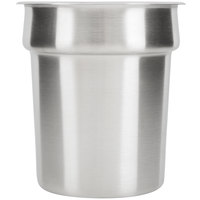 Vollrath 78164 Stainless Steel 4.12 Qt. Vegetable Inset