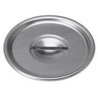 Vollrath 79100 7 1/8 inch Stainless Steel Bain Marie Cover