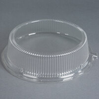 Fineline Platter Pleasers 9210-L 10 1/4 inch Clear Dome Lid - 120 / Case
