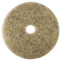 Scrubble by ACS 35-21 Type 35 21 inch Hair Blend Heavy Burnishing Floor Pad - 5 / Case