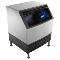 Manitowoc UD-0310A NEO 30 inch Air Cooled Undercounter Full Size Cube Ice Machine with 100 lb. Bin - 120V, 304 lb.