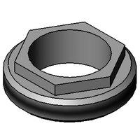 T&S 016663-45 Faucet Cart Lock Nut