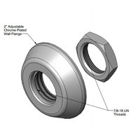 T&S 016782-40 Adjustable Wall Flange Repair Kit
