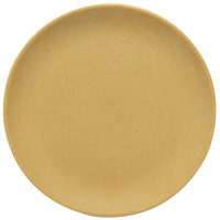Elite Global Solutions ECO99R Greenovations 9 inch Rattan-Colored Round Plate - 6/rattan col - 6/Case