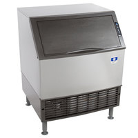Manitowoc UD-0310A NEO 30 inch Air Cooled Undercounter Full Size Cube Ice Machine with 100 lb. Bin - 208V, 304 lb.