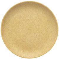 Elite Global Solutions ECO66R Greenovations 6 inch Rattan-Colored Round Plate