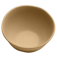 Elite Global Solutions ECO52 Greenovations 18 oz. Paper Bag-Colored Round Bowl - 6/Case