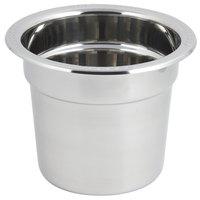 Bon Chef 5411 7 Qt. Stainless Steel Laurel Design Soup Tureen