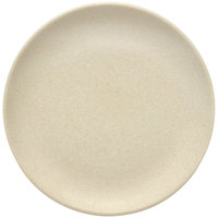 Elite Global Solutions ECO99R Greenovations 9 inch Papyrus-Colored Round Plate - 6/Case