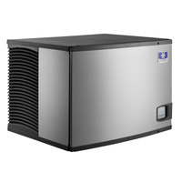 Manitowoc IY-0454A Indigo Series 30 inch Air Cooled Half Size Cube Ice Machine - 120V, 450 lb.