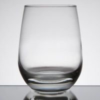 Libbey 231 15.25 oz. Stemless White Wine Glass - 12/Case