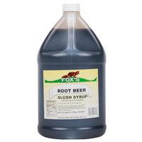 Fox's 1 Gallon Root Beer Slush Syrup