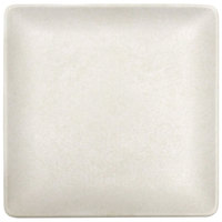 Elite Global Solutions ECO99SQ Greenovations 9 inch Papyrus-Colored Square Plate - 6/Case