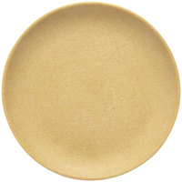 Elite Global Solutions ECO1111R Greenovations 11 inch Rattan-Colored Round Plate - 6/Case