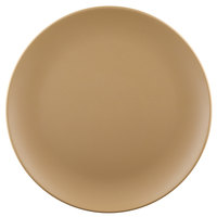 Elite Global Solutions ECO99R Greenovations 9 inch Paper Bag-Colored Round Plate - 6/Case