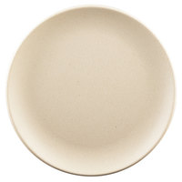 Elite Global Solutions ECO66R Greenovations 6 inch Papyrus-Colored Round Plate - 6/Case