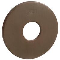 Grosfillex US601637 35 lb. Bronze Umbrella Base Ring