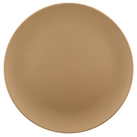 Elite Global Solutions ECO1111R Greenovations 11 inch Paper Bag-Colored Round Plate - 6/Case