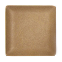 Elite Global Solutions ECO1111SQ Greenovations 11 inch Paper Bag-Colored Square Plate - 6/Case