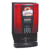 Bunn 43800.0103 iMIX-14 Hot Beverage System with Soluble Coffee Base - 120V
