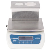 Edlund DFG-160IC 10 lb. Digital Portion Scale with Ice Cream Cone Platform