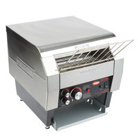 Hatco TQ-400 Toast Qwik Conveyor Toaster - 2 inch Opening, 120V