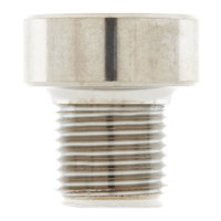 T&S 017959-25 Adapter with 3/8 inch NPT Male and 7/8-20 UN Female Connections